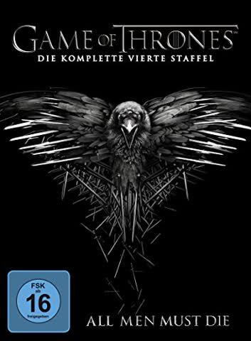 Game of Thrones, 5 DVDs (Repack). Staffel.4