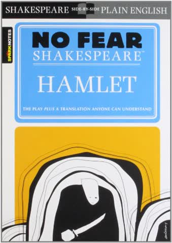 Hamlet (Sparknotes No Fear Shakespeare)