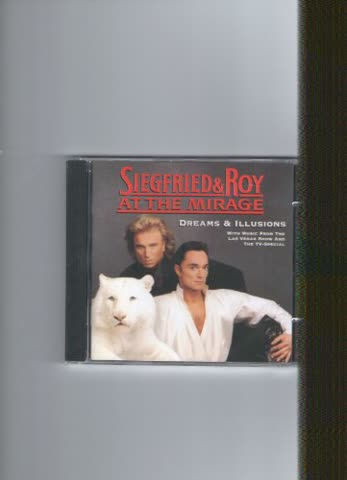 Siegfried & Roy - At the mirage
