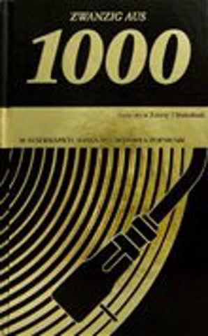 50 Jahre Popmusik - Best of ... Zwanzig aus 1000. Buch und CD. 20 Auserwählte Songs aus 50 Jahren Popmusik