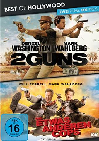 2 Guns/Die etwas anderen Cops - Best of Hollywood/2 Movie Collector's Pack 163 [2 DVDs]