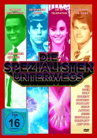 Die Spezialisten unterwegs - Die komplette Serie [5 DVDs]