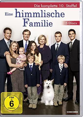 Eine himmlische Familie - Die komplette 10. Staffel [5 DVDs]