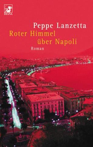 Roter Himmel über Napoli