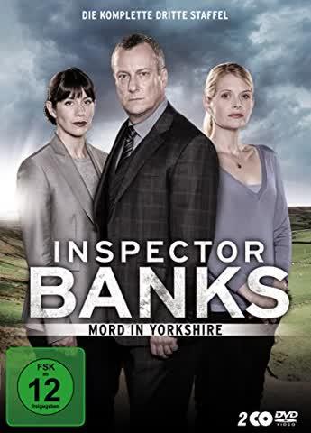 Inspector Banks - Mord in Yorkshire: Die komplette dritte Staffel [2 DVDs]
