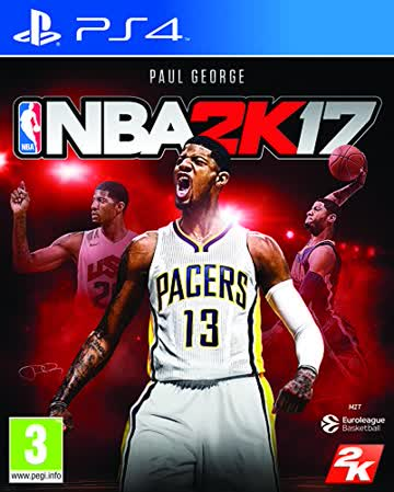 NBA 2K17 [AT Pegi] - [PlayStation 4]