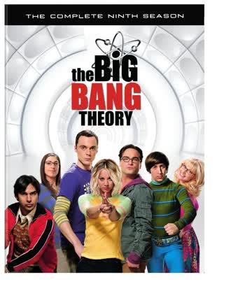 The Big Bang Theory - Staffel 9