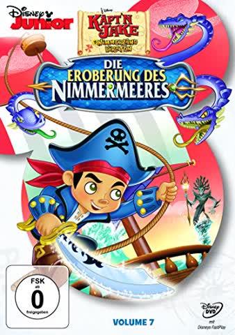 Käpt'n Jake und die Nimmerland Piraten Volume 7: Die Eroberung des Nimmermeere