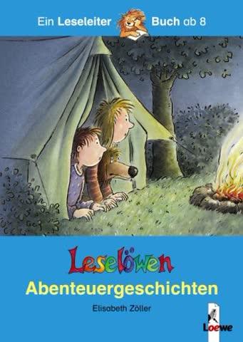 Leselöwen-Abenteuergeschichten. Sonderausgabe