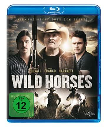 WILD HORSES - MOVIE