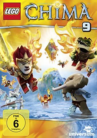 Lego: Legends of Chima - DVD 9