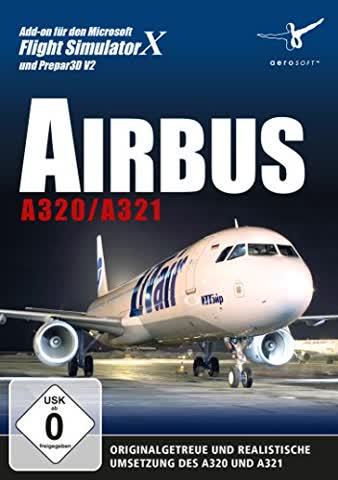 Flight SimulatorX - Airbus A320 / A321 (Add-On)