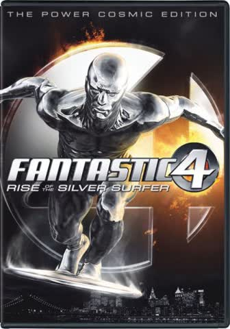 Fantastic Four: Rise of the Silver Surfer (Two-Dis