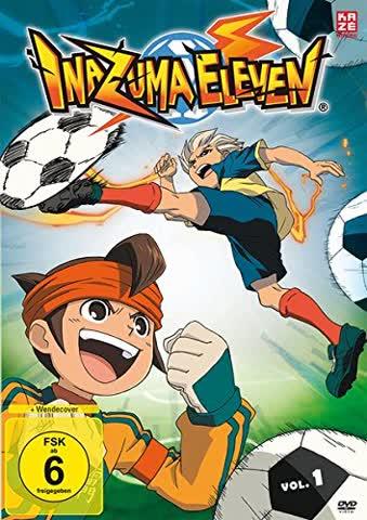Inazuma Eleven - Vol. 1 (Episoden 1-7)