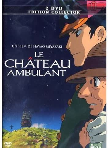 Le château ambulant - Howl's moving castle (2 DVD)