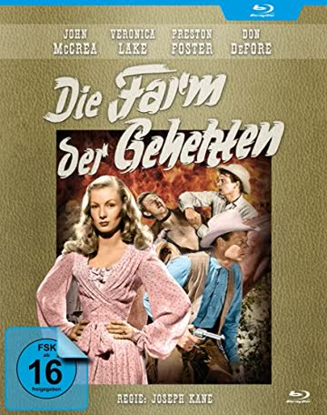 Die Farm der Gehetzten [Blu-ray]