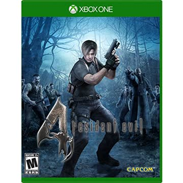 Resident Evil 4 (US-Version / Codefree)