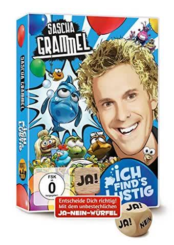 Ich find's lustig (Doppel DVD mit Ja-Nein-Würfel)