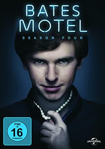 Bates Motel - Season Four [3 DVDs]