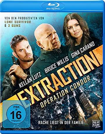 Extraction - Operation Condor [Blu-ray]
