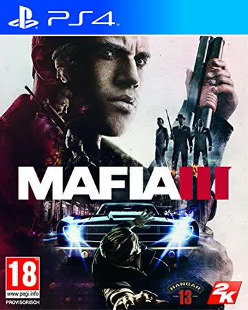 Mafia III [AT Pegi] - [PlayStation 4]
