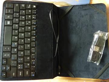 mp-Pouch mit integrierter Tastatur, neu und unbenutzt