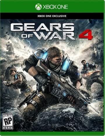 Gears of War 4 : Xbox One , ML