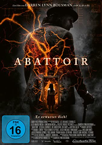 Abattoir - Er erwartet dich!