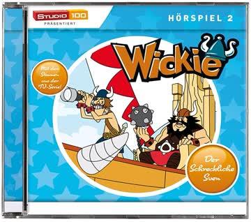 Wickie und die starken Männer, Folge 002 - Der schreckliche Sven