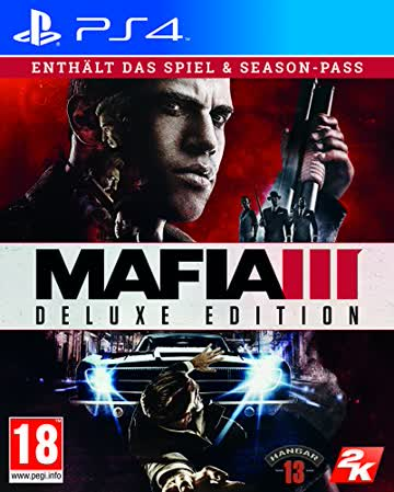 Mafia III - Deluxe Edition [AT Pegi] - [PlayStation 4]