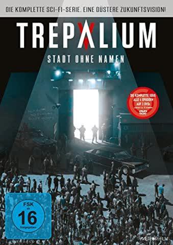 Trepalium - Stadt ohne Namen [2 DVDs]