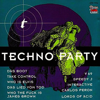 Various - Techno-Party