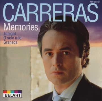 Jose Carreras - Memories