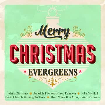 Bing Crosby - Merry Christmas Evergreens