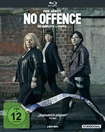 No Offence - Staffel 1 [Blu-ray]