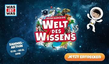 175 - Welt des Wissens - Päckli 1x (ungeöffnet)