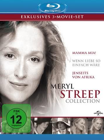 Meryl Streep - Box [Blu-ray]