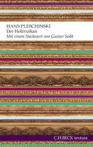 Der Holzvulkan: Ein deutscher Festbrief (textura)