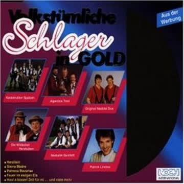 Various - Volkstüml. Schlager in Gold 1
