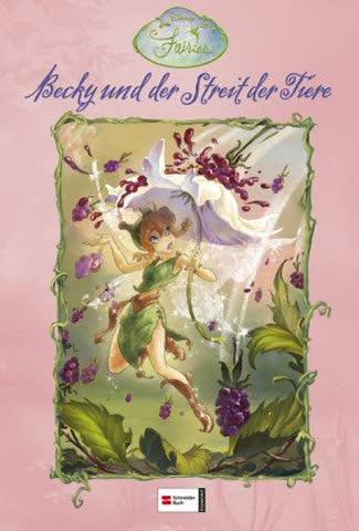 Disney - Fairies: Becky und der Streit der Tiere