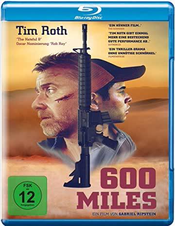 600 Miles [Blu-Ray]