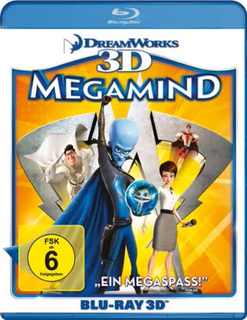 Megamind [3D Blu-ray]