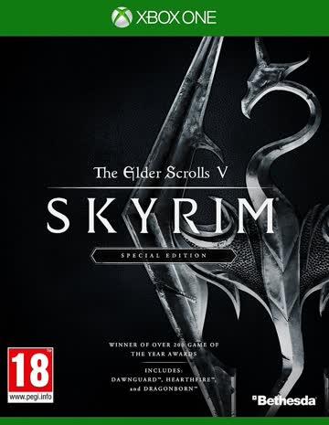 The Elder Scrolls V: Skyrim Special Edition inkl. Soundtrack [AT-PEGI] - [Xbox One]
