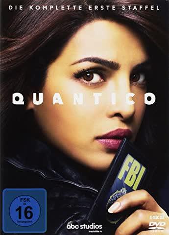 Quantico - Die komplette erste Staffel [6 DVDs]