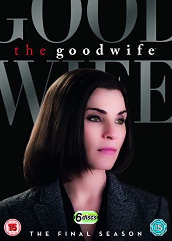 The Good Wife - Season 7 [DVD] [2016] UK-Import, Sprache-Englisch