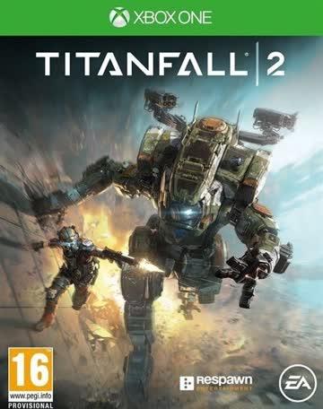 Titanfall 2 XB-One PEGI CH
