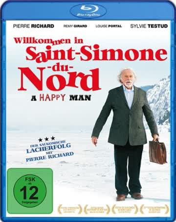 Willkommen In Saint-Simone-Du-Nord ( A Happy Man ) [Blu-ray]