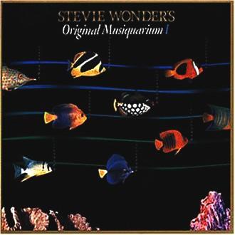 Stevie Wonder - Stevie Wonder's Original Musiquarium