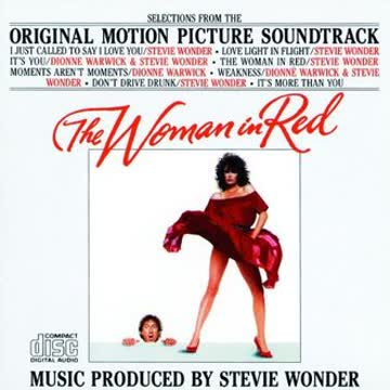 Stevie Wonder - The Woman in Red [SOUNDTRACK]