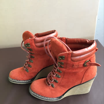 Boot Wedges Grösse 39